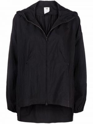 Черная облегченная куртка Y-3