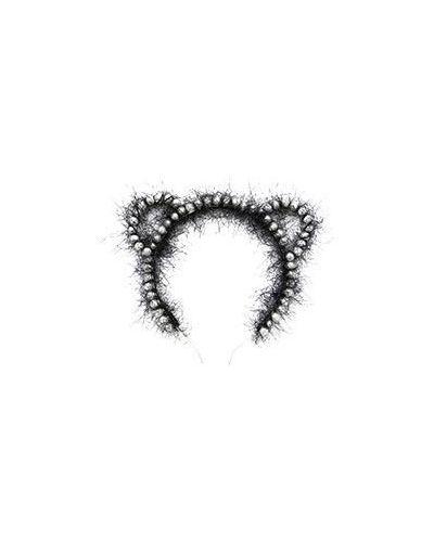 Черный ободок Eugenia Kim