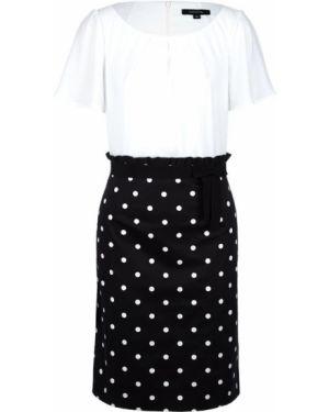Платье в горошек Comma