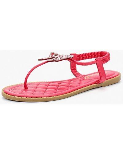 Красные сандалии Saivvila