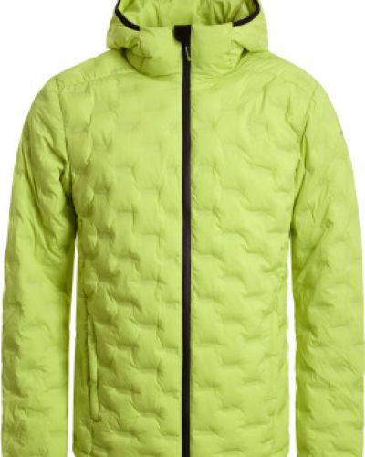 Зеленая утепленная куртка Icepeak