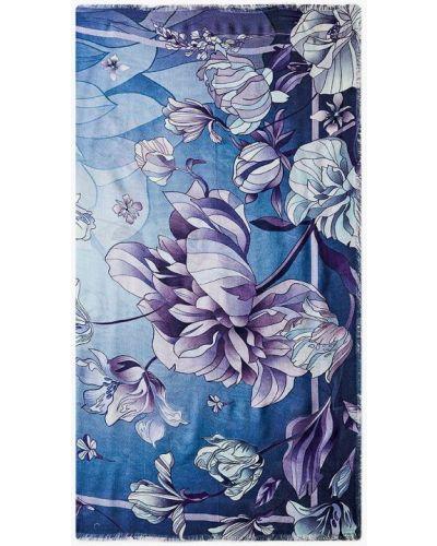 Синий платок Eleganzza