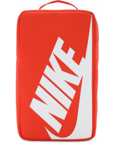 Оранжевая сумка для обуви на молнии Nike
