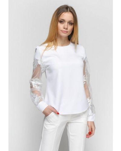 Блузка белая Zubrytskaya