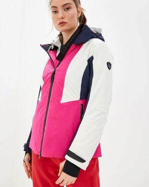 Горнолыжная куртка осенняя розовая Ea7