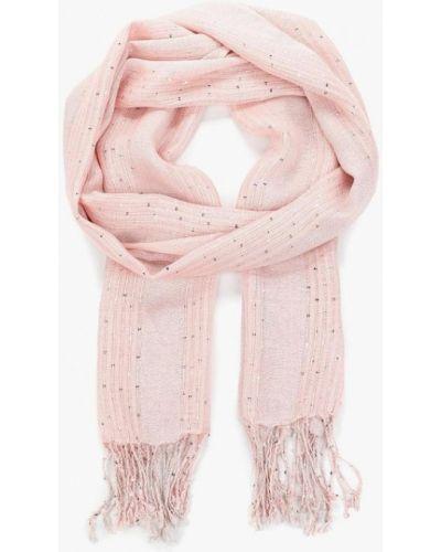 Палантин розовый Marks & Spencer