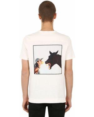 Czarny t-shirt srebrny Limitato