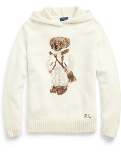 Pulower - beżowy Polo Ralph Lauren
