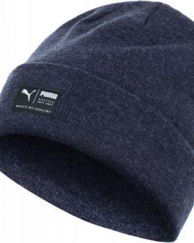 Спортивная шапка - синяя Puma