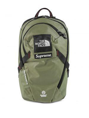 Zielony plecak Supreme