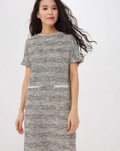Платье - серое Savage