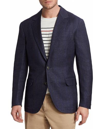 Куртка винтажная - синяя Brunello Cucinelli