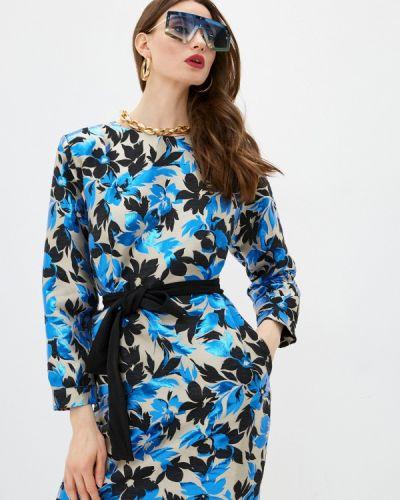 Разноцветное платье Boutique Moschino
