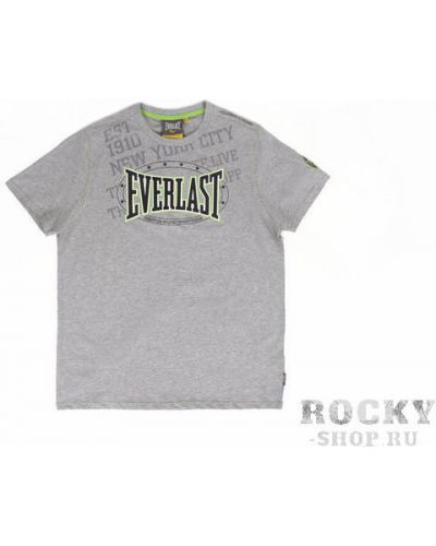 Спортивная футболка с логотипом Everlast