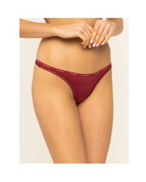 Stringi z nylonu Calvin Klein Underwear