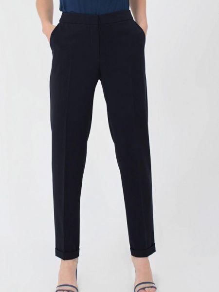 Классические брюки синие Lo