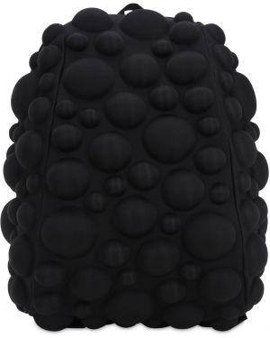 Czarny plecak klamry Madpax
