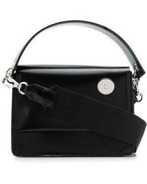 Черная сумка-тоут Kara