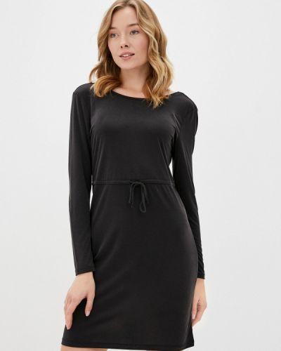 Платье - черное Only