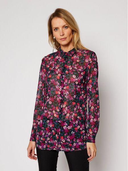 Koszula - fioletowa Guess