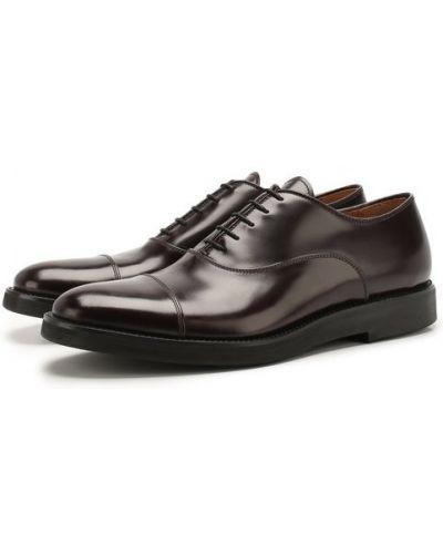 Туфли на толстой подошве Premiata