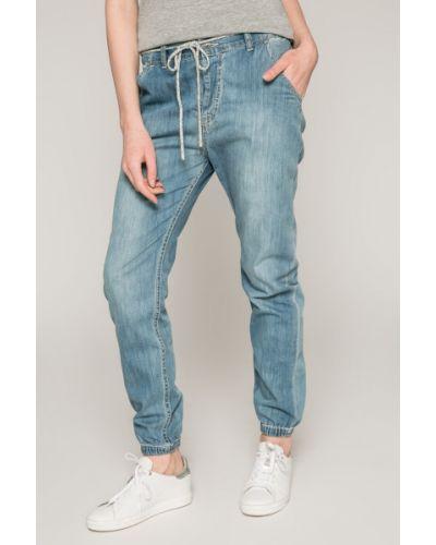 Прямые джинсы на резинке с низкой посадкой Roxy