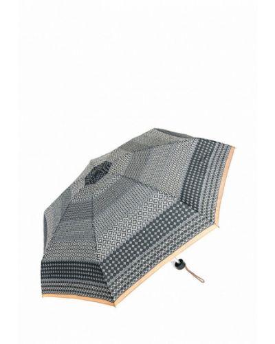 Черный зонт складной C-collection