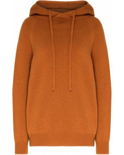 Кашемировый пуловер - бежевый Alena Akhmadullina