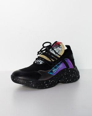 Кроссовки черные Gifanni
