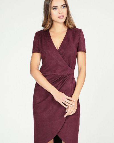 Платье бордовый красный Kotis Couture
