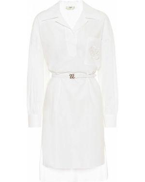 Платье платье-майка платье-рубашка Fendi