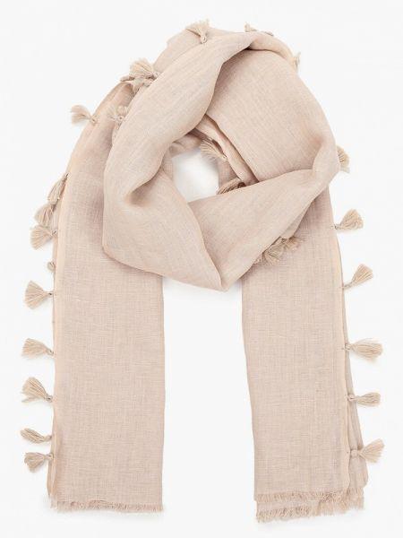 Бежевый шарф Marks & Spencer