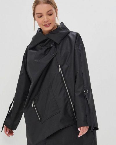 Куртка черная весенняя Be Main