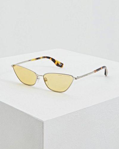 Солнцезащитные очки серебряный Marc Jacobs