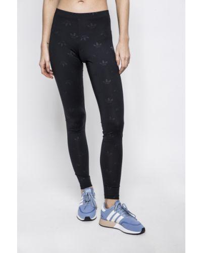 Черные брюки Adidas Originals