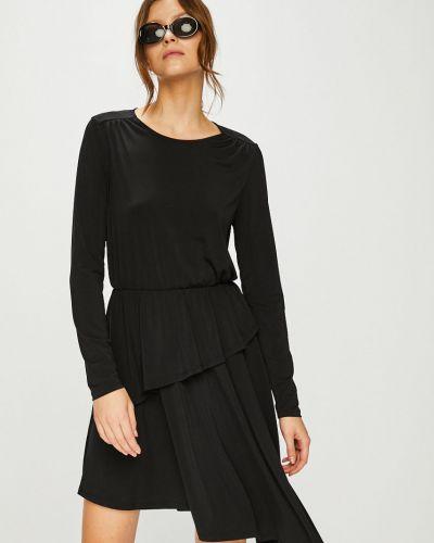 Платье мини с поясом прямое Jacqueline De Yong