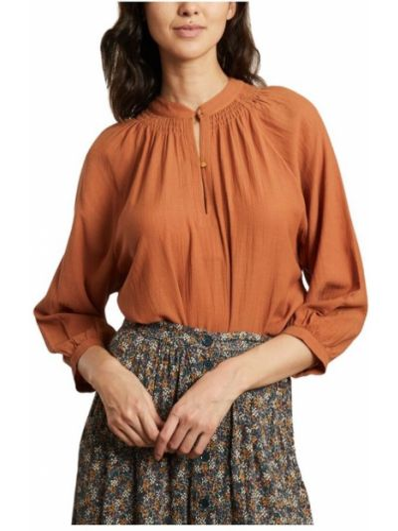 Pomarańczowa koszula Sessun