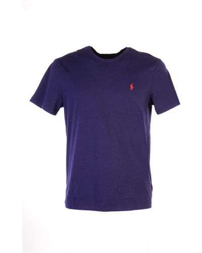 Niebieska t-shirt Ralph Lauren