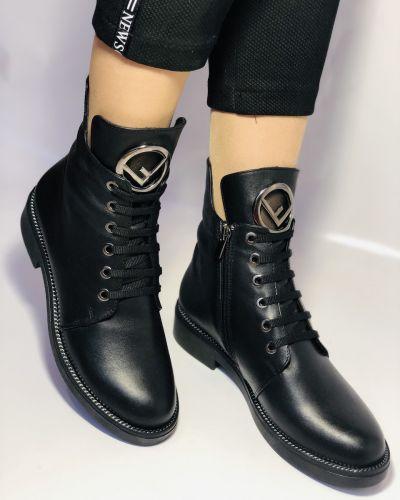 Кожаные ботинки Alvito