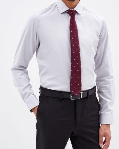 Рубашка с длинным рукавом серая Gt Gualtiero