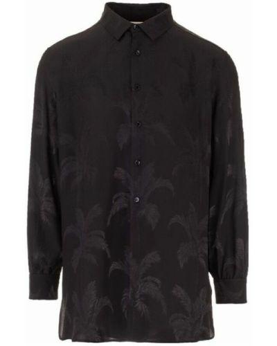 Koszula - czarna Saint Laurent