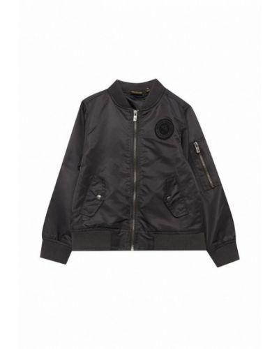 Черная куртка B-karo