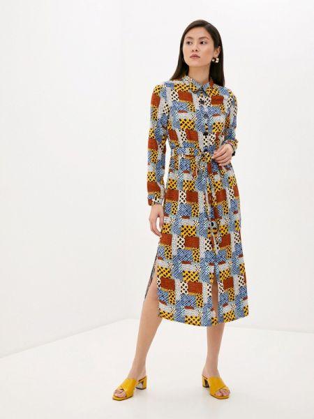 Разноцветное платье Compania Fantastica