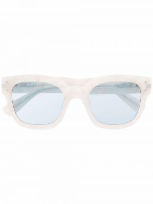 Солнцезащитные очки - белые Amiri