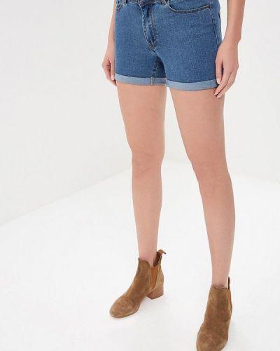 Джинсовые шорты синий Vero Moda