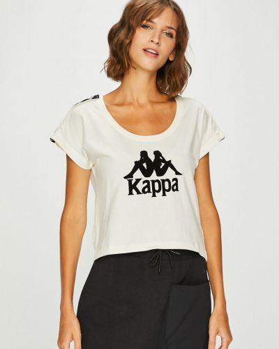 Футболка стрейчевая прямая Kappa