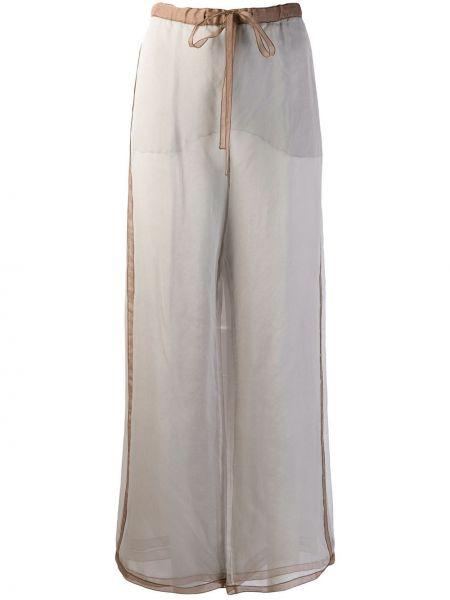 Свободные брюки винтажные Missoni Pre-owned