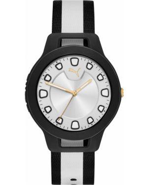 Zegarek biały czarny Puma