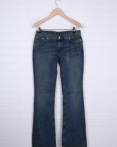Джинсы с карманами - синие Richmond