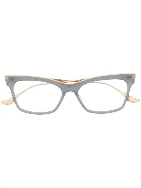 Oprawka do okularów - khaki Dita Eyewear